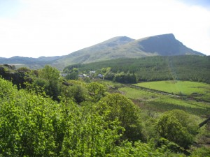 Rhyd Ddu and the Nantlle Ridge 1