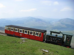 Snowdon Railway 2