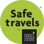 WTTC SafeTravels Stamp